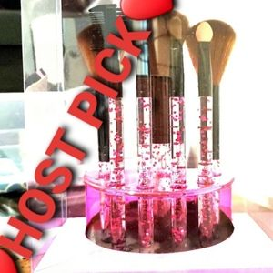 Other - 💄HOST PICK!NWB makeup brushes+stand